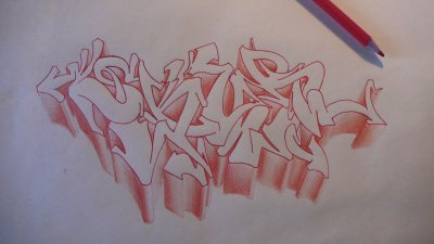 Graff RED, REd, Red...