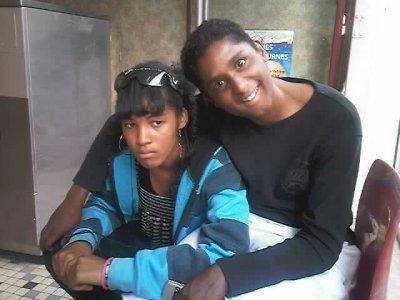 Moi et Ma ptite soeur Adorée : Ceux qui lui ferons du Mal aurons à Faire à Moi