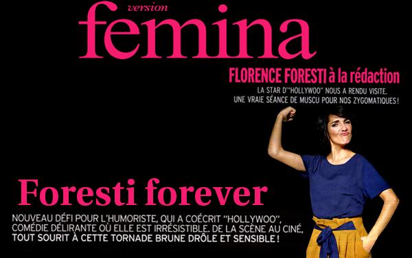 Version Fémina + Paris Match