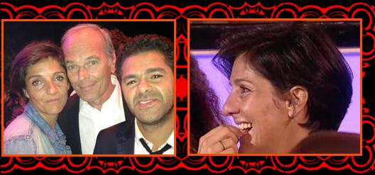Jamel Debbouze,Gad Elmaleh et Florence Foresti : Gala Royal