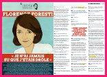 Florence Foresti avant Bercy (Confessions au pied d'un escalier)