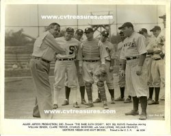 Conway's Vintage Treasures and the Babe Ruth Story