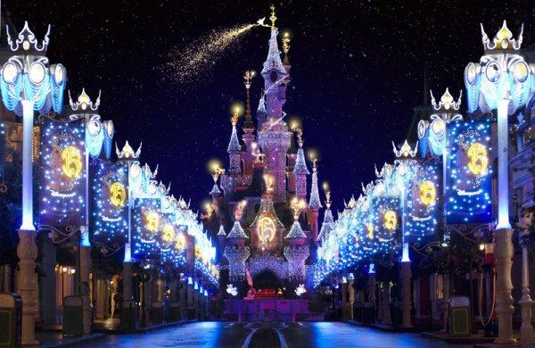 Virée à Disney land avec Vivou Pero ,Ussop et Sushette