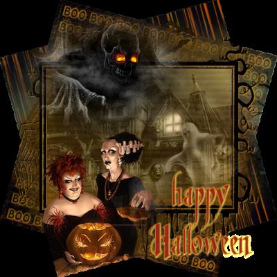 (l)(l)(l) Joyeux Halloween (l)(l)(l)