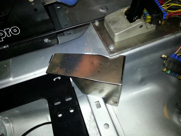 frein à main hydraulique