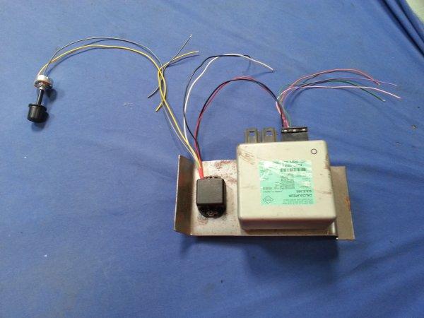 boitier direction electrique clio dci