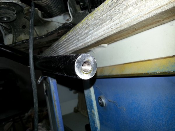 barre stabilisatrice montage GrA