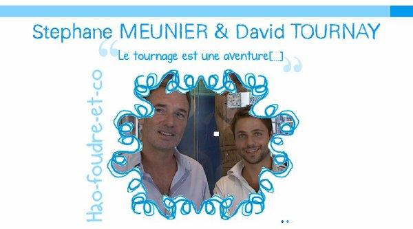 ┌ --------------------------------------------------------------------------------------------------------------------- ┐Interview Stéphane Meunier & David Tournay sur la saison 4  . .✖Inscrit toi à ma newsletter └--------------------------------------------------------------------------------------------------------------------- ┘