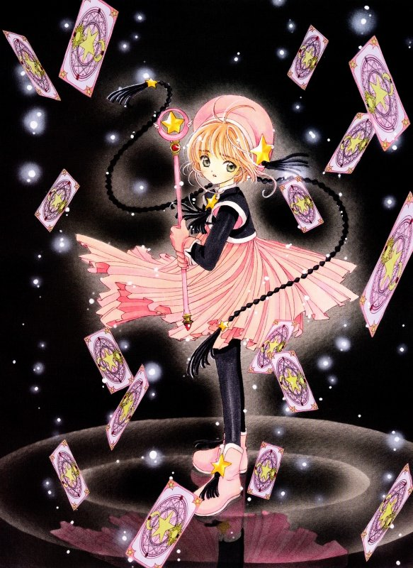 - Card Captor Sakura -