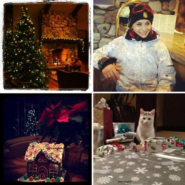-  Photos du Twitter de la Miss Nina Dobrev   -