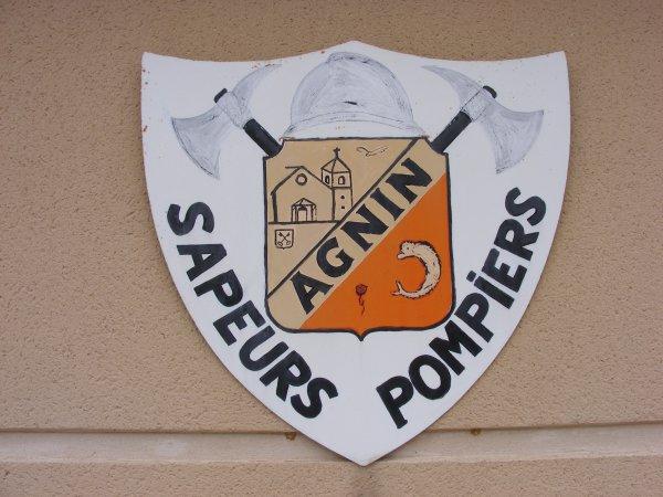 SDIS 38 : Caserne d'Agnin