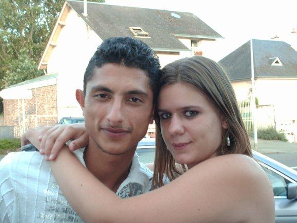 Mwa et ma chérie