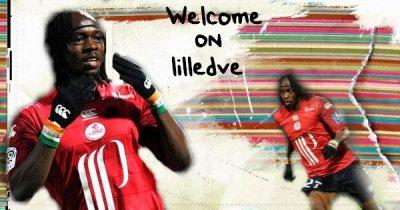 Welcome On Lilledve Toute L'actu du LOSC Aller Le LOSC 100%LOSC Info,Match,Transferts,Prono Offre de Com's, De lien