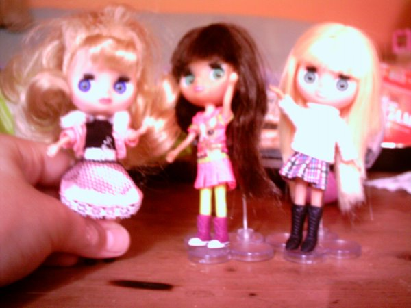 mes Littles Blythes <3