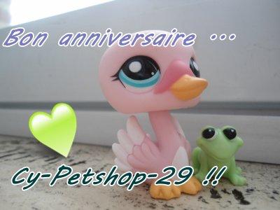 Bon annif' Cy-Petshop-29 !! (l)