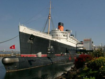 Le Queen Mary.