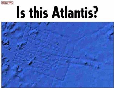 L'Atlantide retrouvee ?