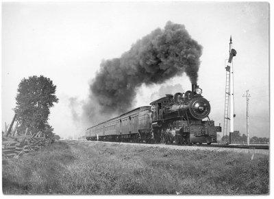 Train Fantome De Sunvalley