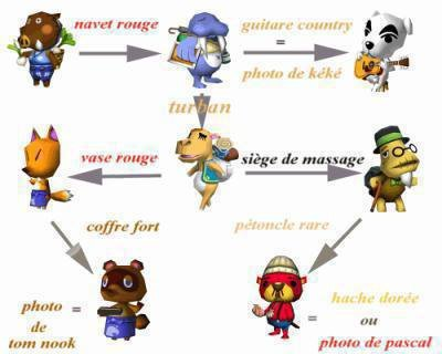 animal crossing : wild world les astuce (1)