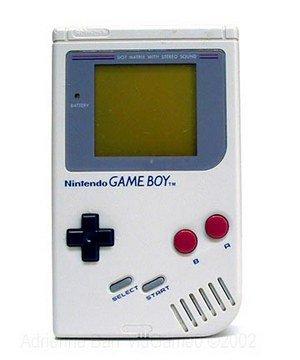musée retro : le game boy
