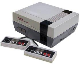 musée retro : la NES