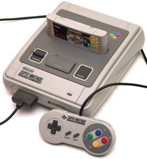 musée retro : la super Nintendo