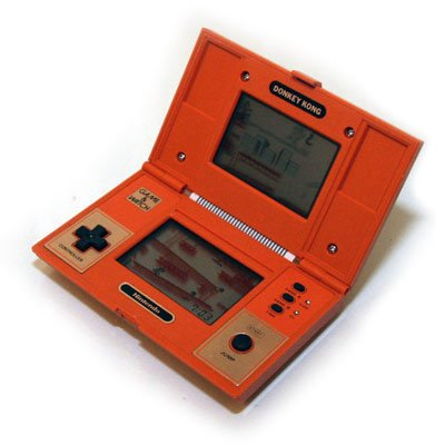 musée retro : le game & watch
