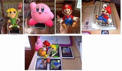 carte RA 3DS
