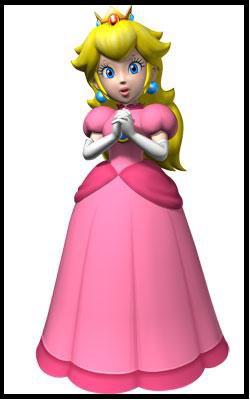 presentation de 8 perso Mario