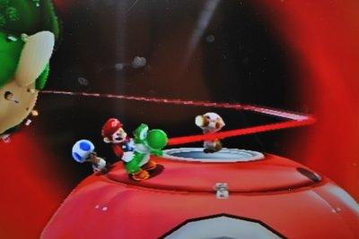 Super Mario Galaxy 2 un jeu pas parfait