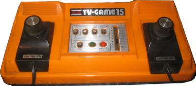 musée retro : les Color TV-game