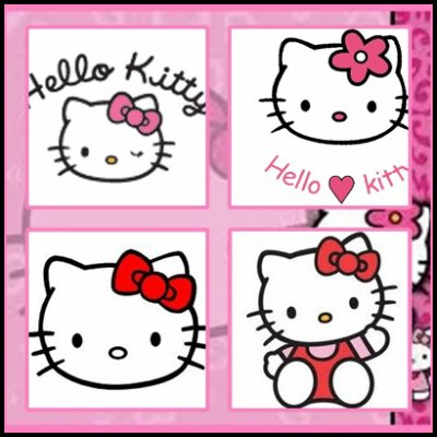 Hello Kitty x)