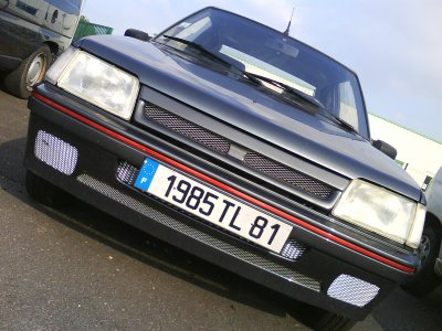 205 1.7L XRD Diesel 1991