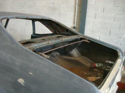 Resto Chevy Nova '70