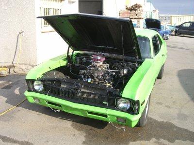 Chevrolet Nova 1970 Custom