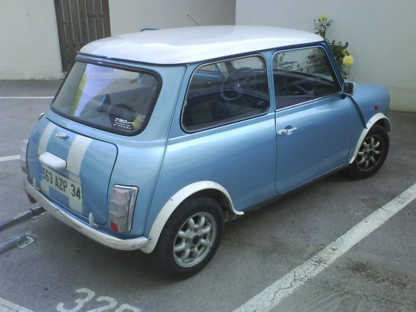 Austin Mini SeaLine 1994