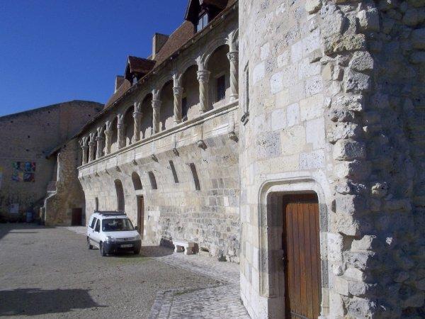 le chateau de Nérac