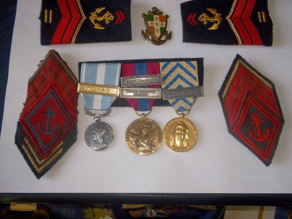 mes médailles militaire