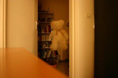 Le fantome Nourson !