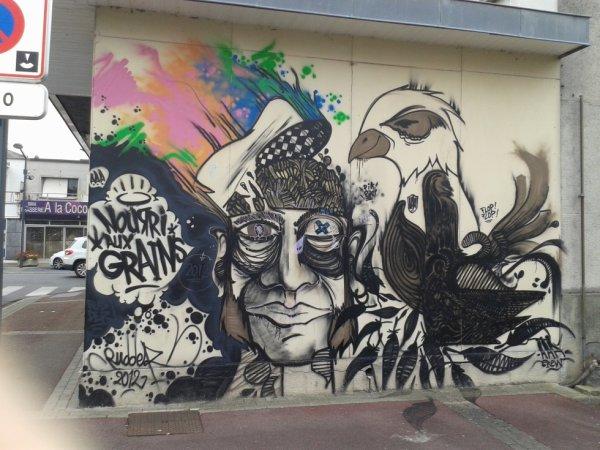 Grafiti maubeugeois