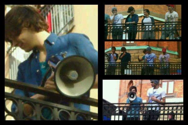 les boys hier!!!=D