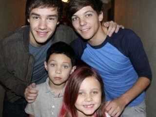 Liam et Louis aujourd'hui!!!!=D<333