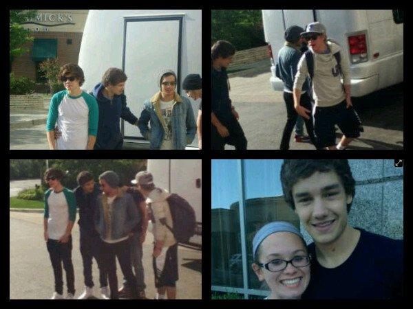 Les Boys a Mexico =D