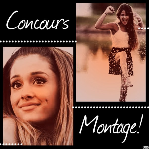 Concours Montage
