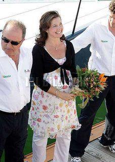 La Princesse Alexia de Grèce est Enceinte!
