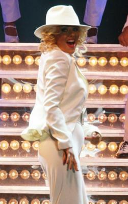 Christina Aguilera est Enceinte!