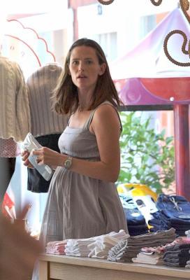 Jennifer Garner Enceinte de son Second Bébé !!