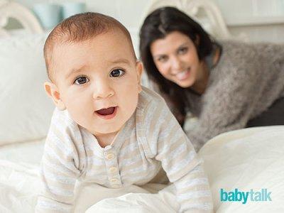 Kourtney Kardashian Pose avec son fils Mason!