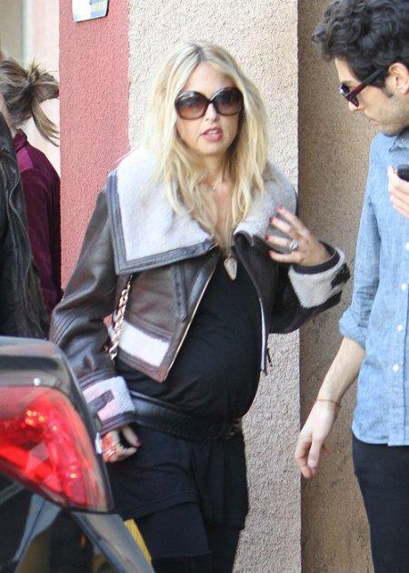 Rachel Zoe enceinte de 6 mois!