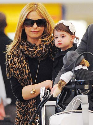 Sarah Michelle Gellar et sa fille Charlotte!